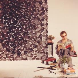 artist #15 (Neil Emmerson), 1990