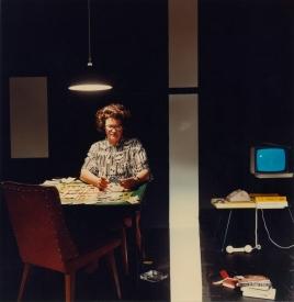 Artist #31 (Kim Donaldson), 1989