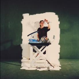 artist #49 (Jan Nelson),1989